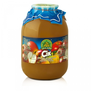 Apple juice 3L