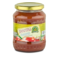 Сanned tomatoes with tomato juice twist-off 0.72L